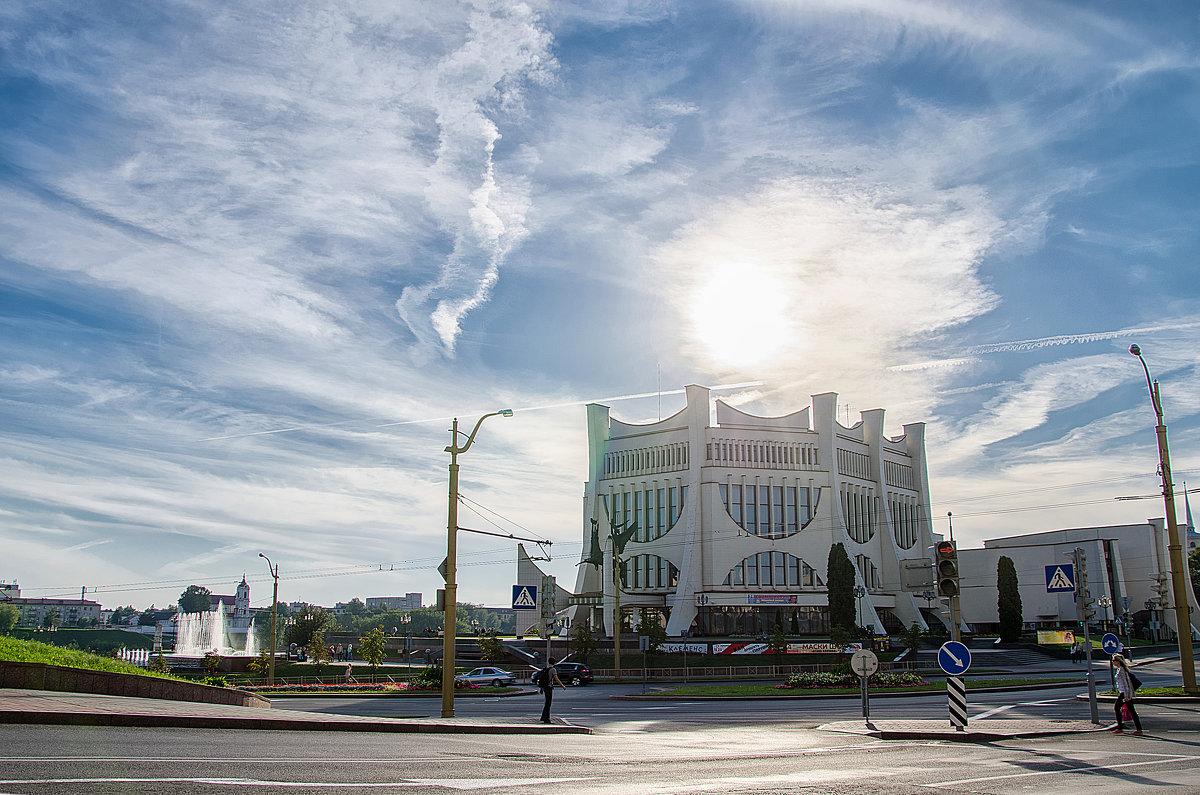 Гродненский областной драматический театр, Беларусь - Andrei Naronski