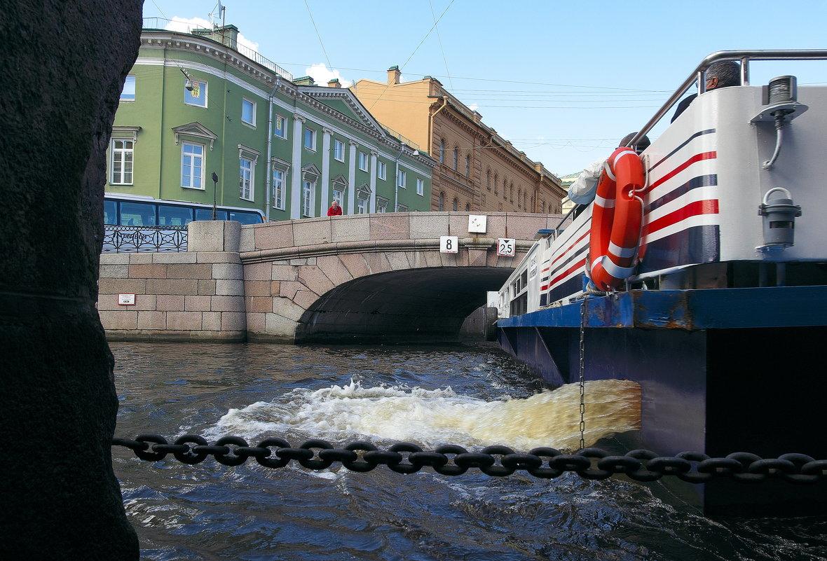 Заход под мост - Андрей Михайлин