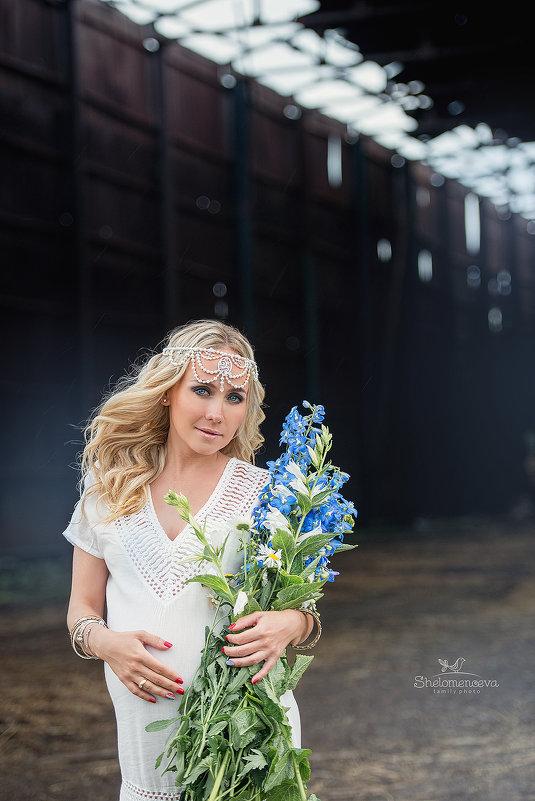 Семейная фотосессия - Ольга Шеломенцева