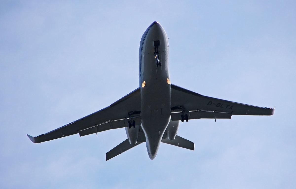 Под крылом самолёта - Alexander