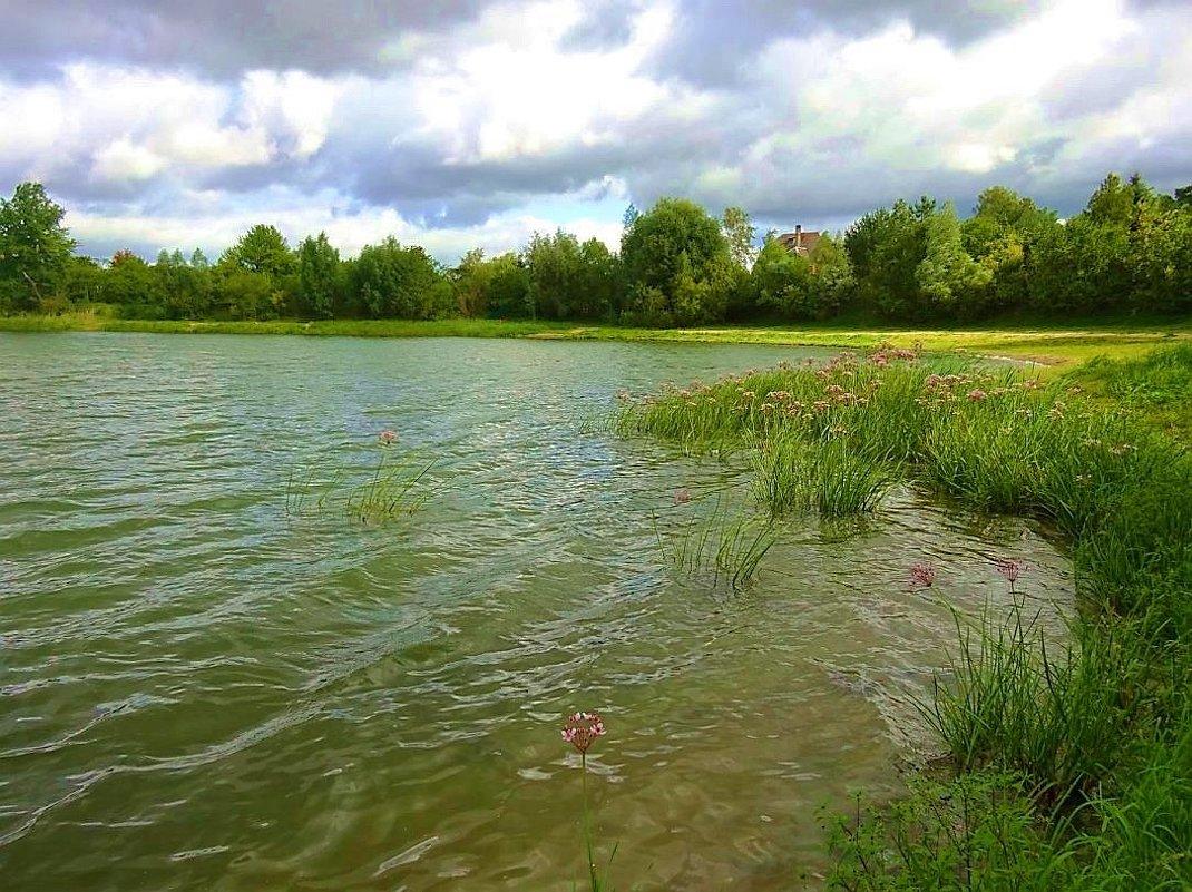 Озеро Шенфлиз - Маргарита Батырева