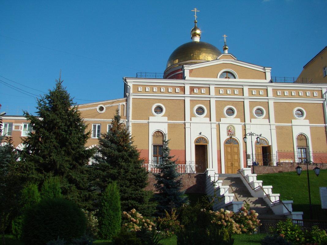 Иверский женский монастырь - марина ковшова