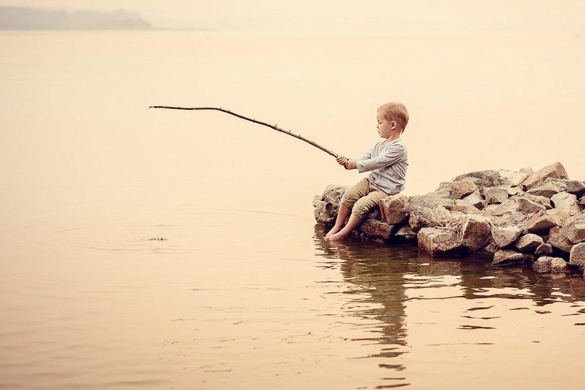 Маленький рыбак - Александр