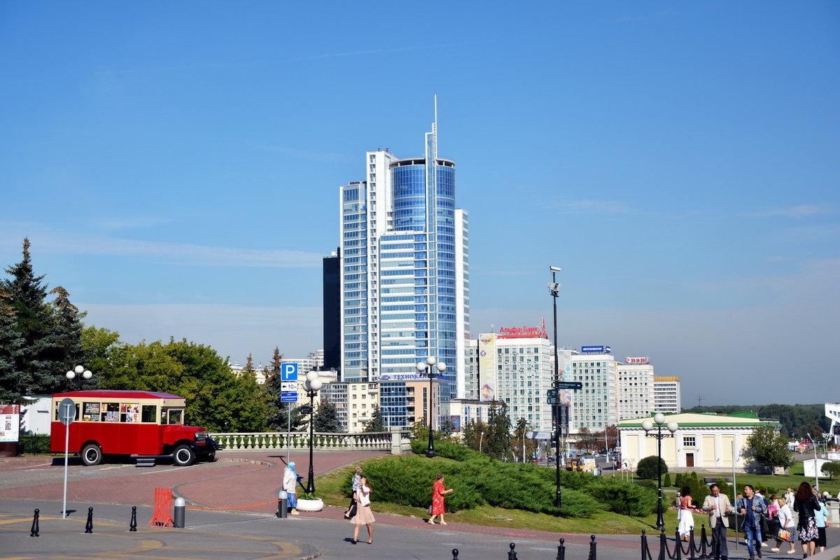 Минск. - Николай