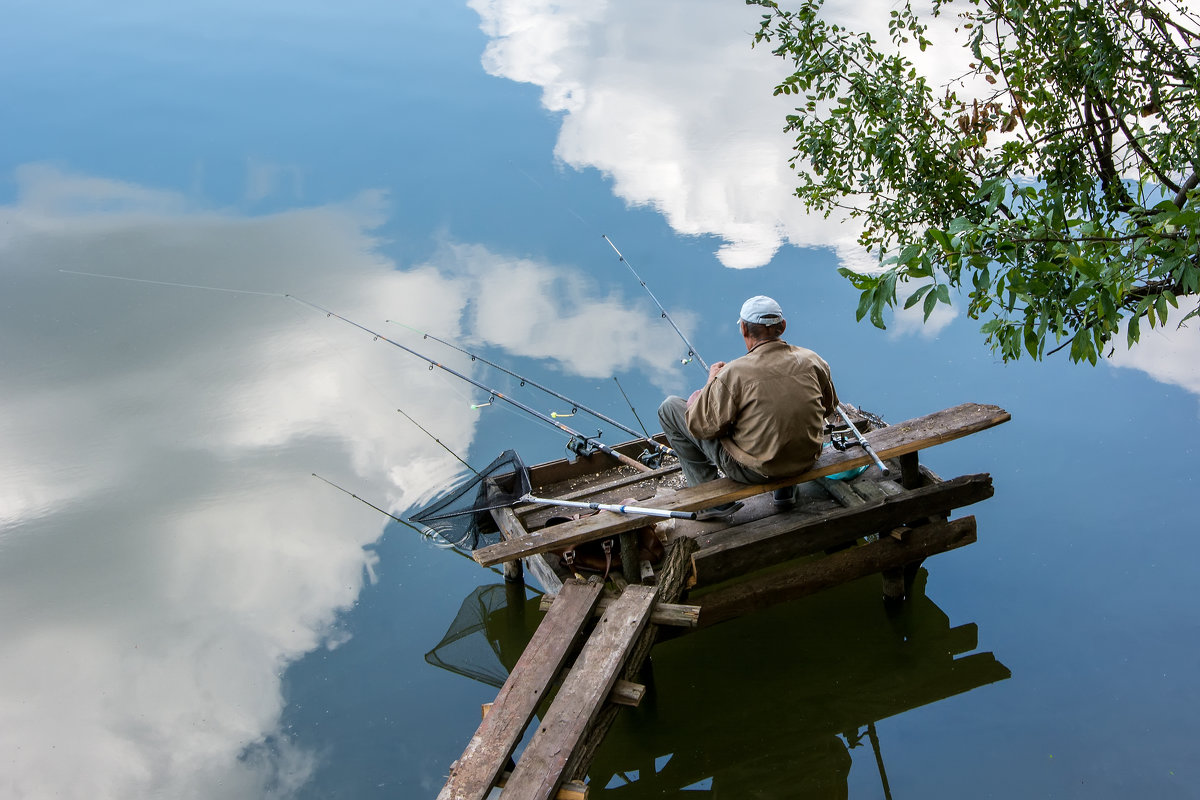 Рыбалка на облаках - Юрий Шапошник