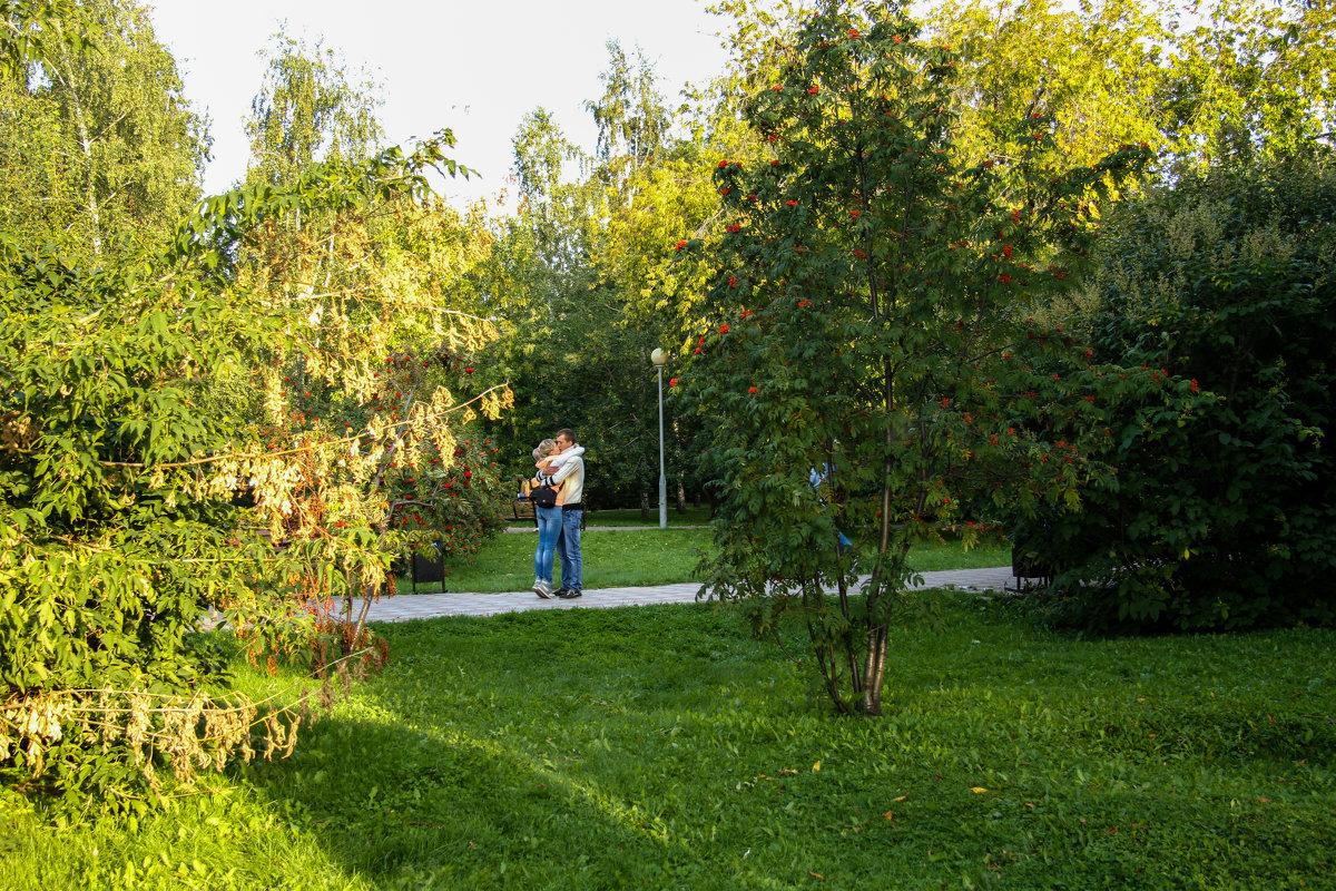 Подсмотрела в парке - Natalia Petrenko