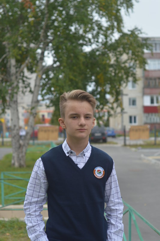 Первый раз в 7 класс - Виктор Козусь