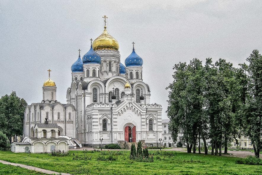 Спасо-Преображенский собор - Александр Шмалёв