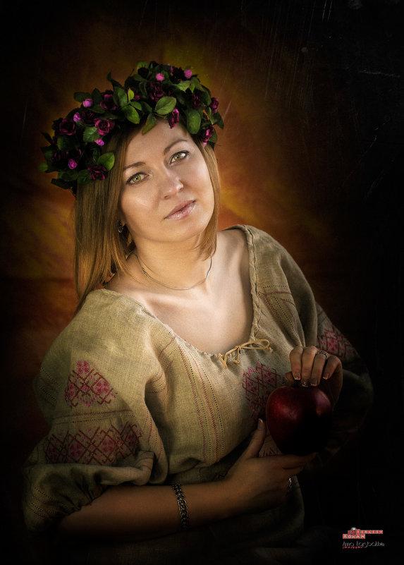 Девушка в винке - Roman Sergeev
