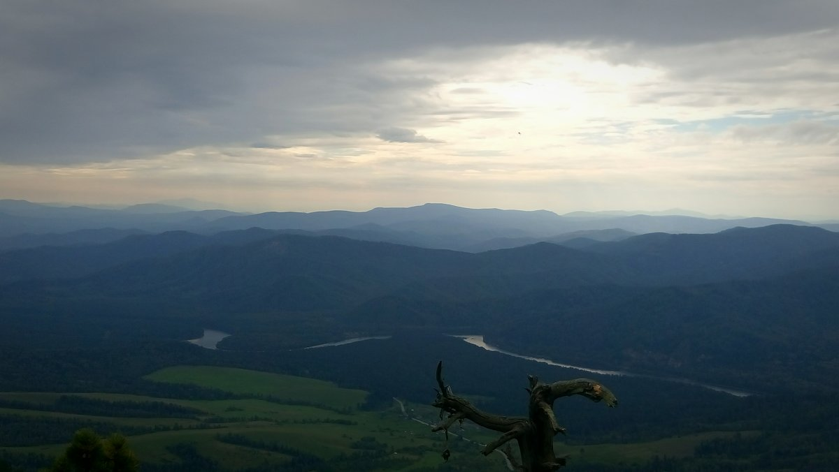 Республика Алтай, гора Салоп - Елена Бушуева
