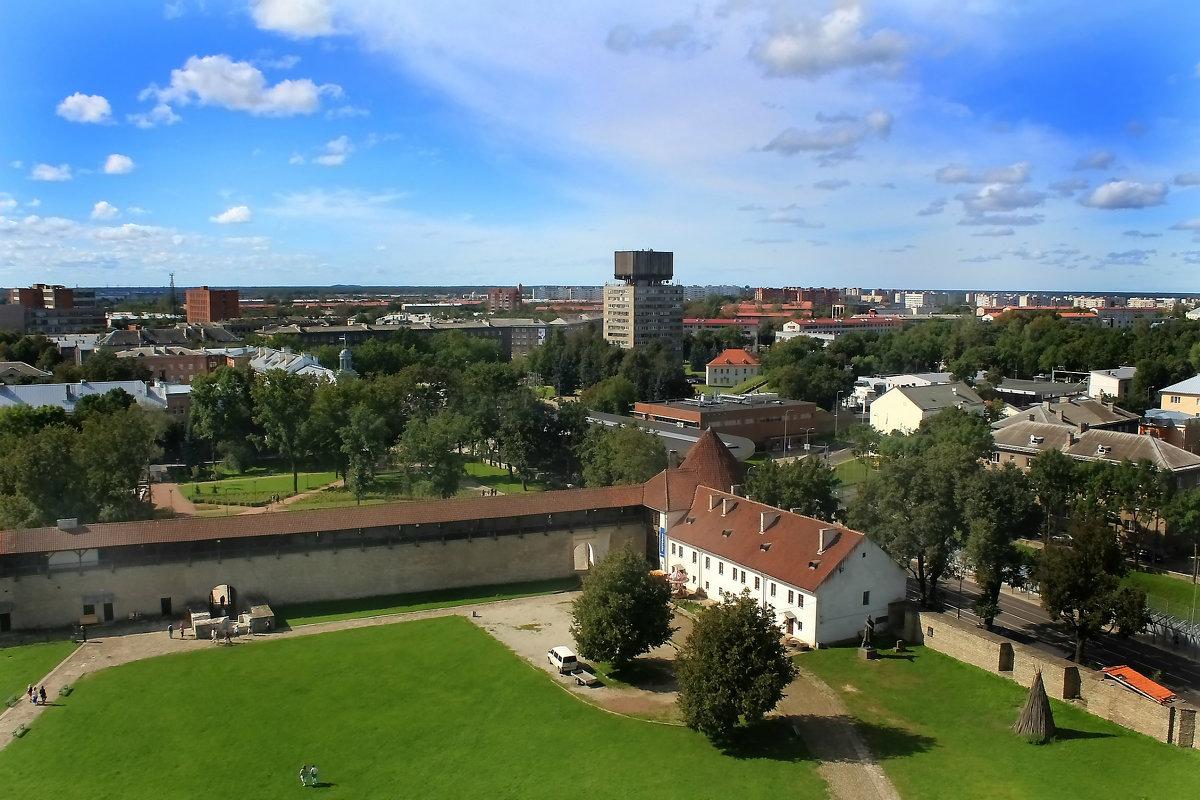 г.Нарва, Эстония - Marina Pavlova