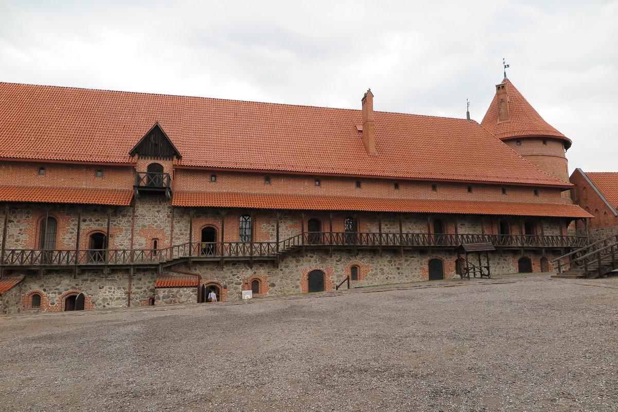 Замок в Тракае - Оксана Кошелева