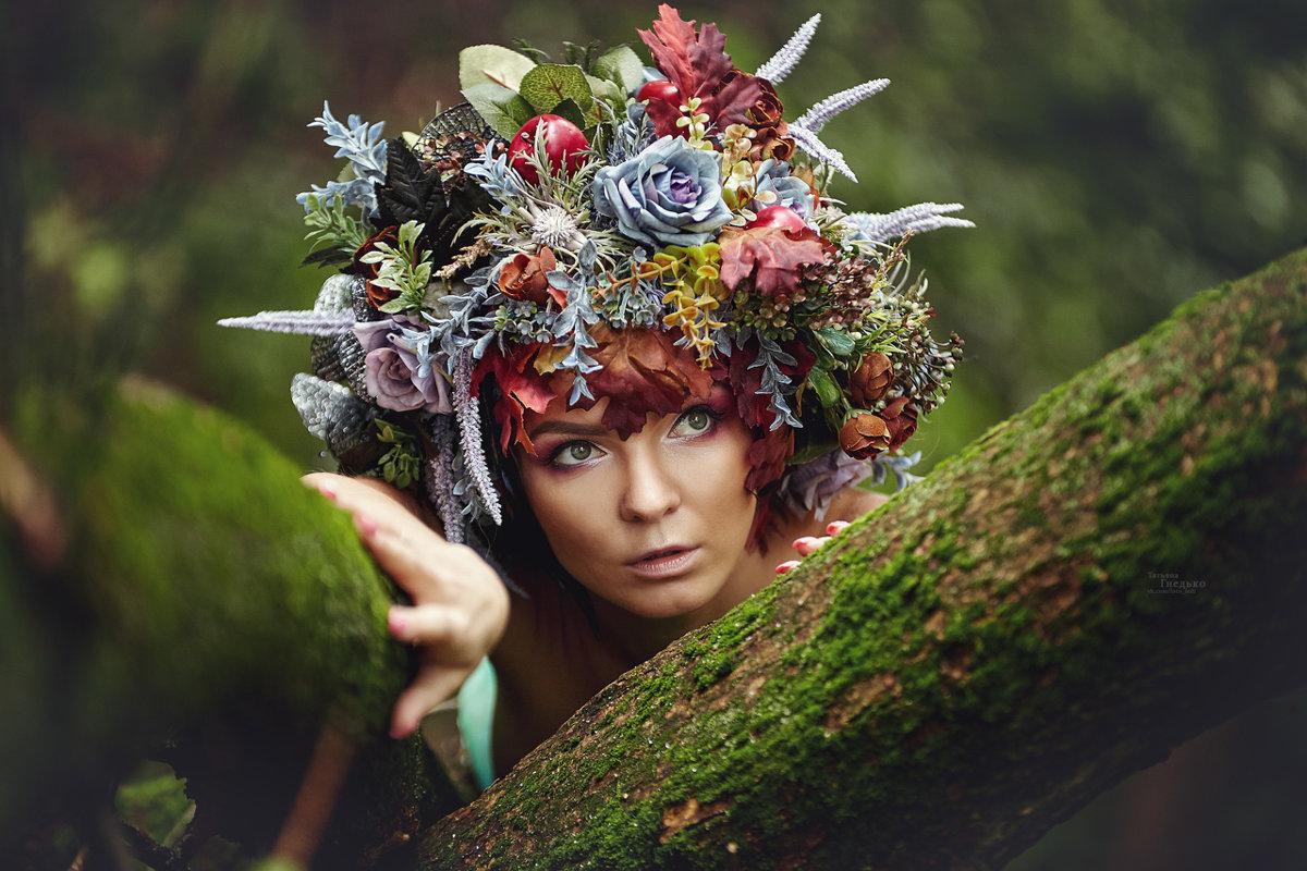 Forest fairy - Татьяна Гнедько