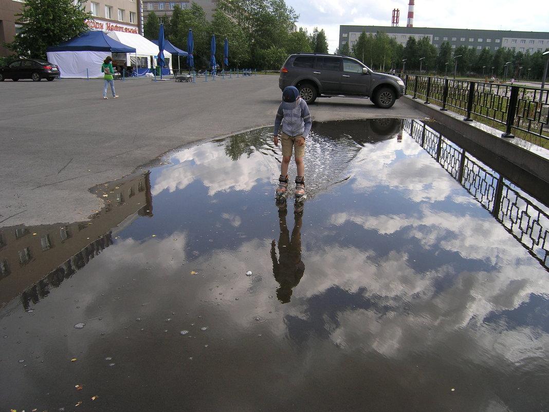 Какое зеркало большое! - Виктор Козусь