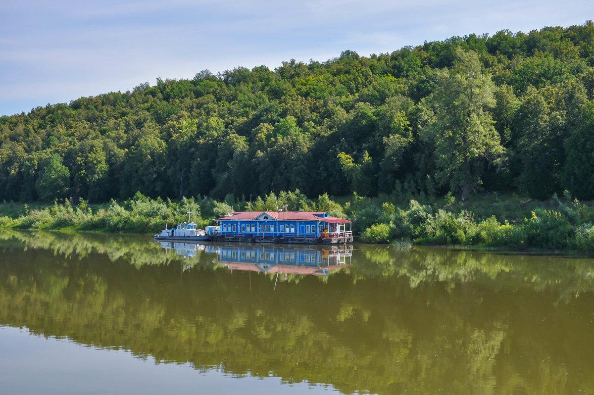 Пристань на реке Белой - Сергей Тагиров