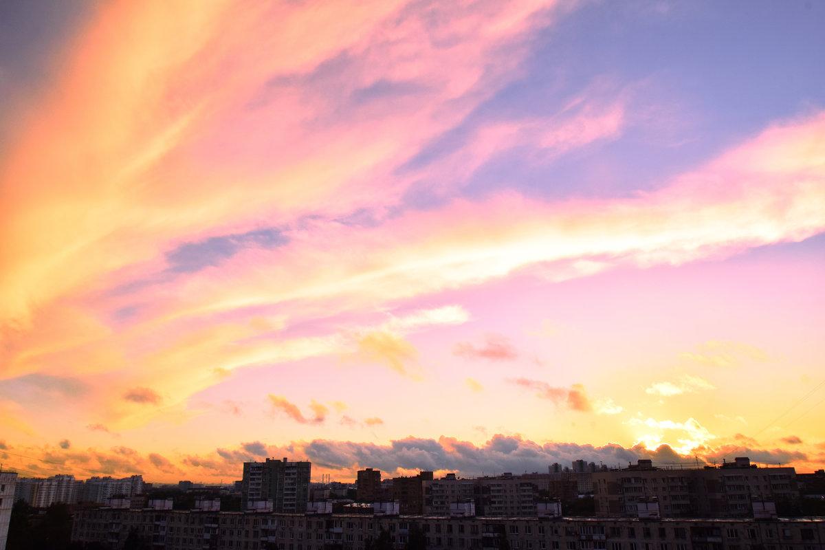 Закатное небо - Александр Сидоров