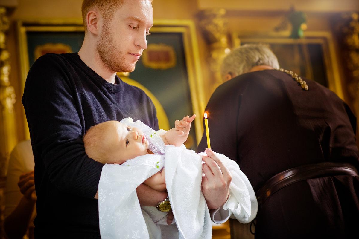 Крещение Стефана - Victoria Bryfar
