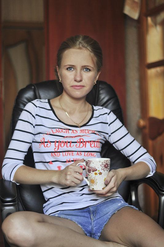 Портрет - Алёна Тарханова