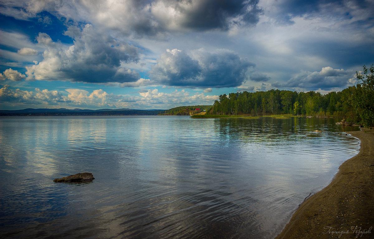 озеро Иткуль - Геннадий Федоров
