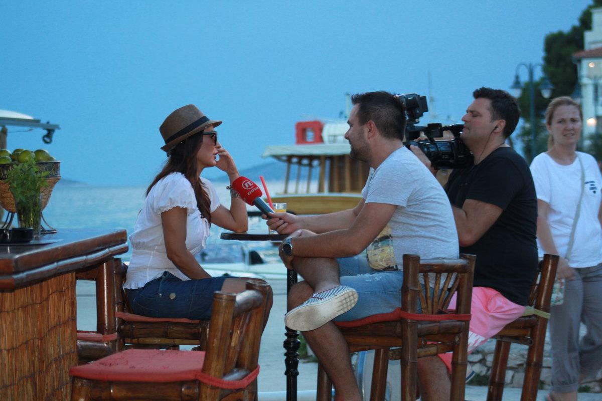 Интервью.... - Olga