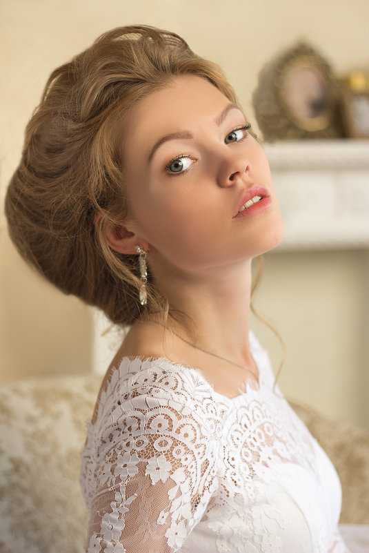 Невеста - Наташа Шамаева
