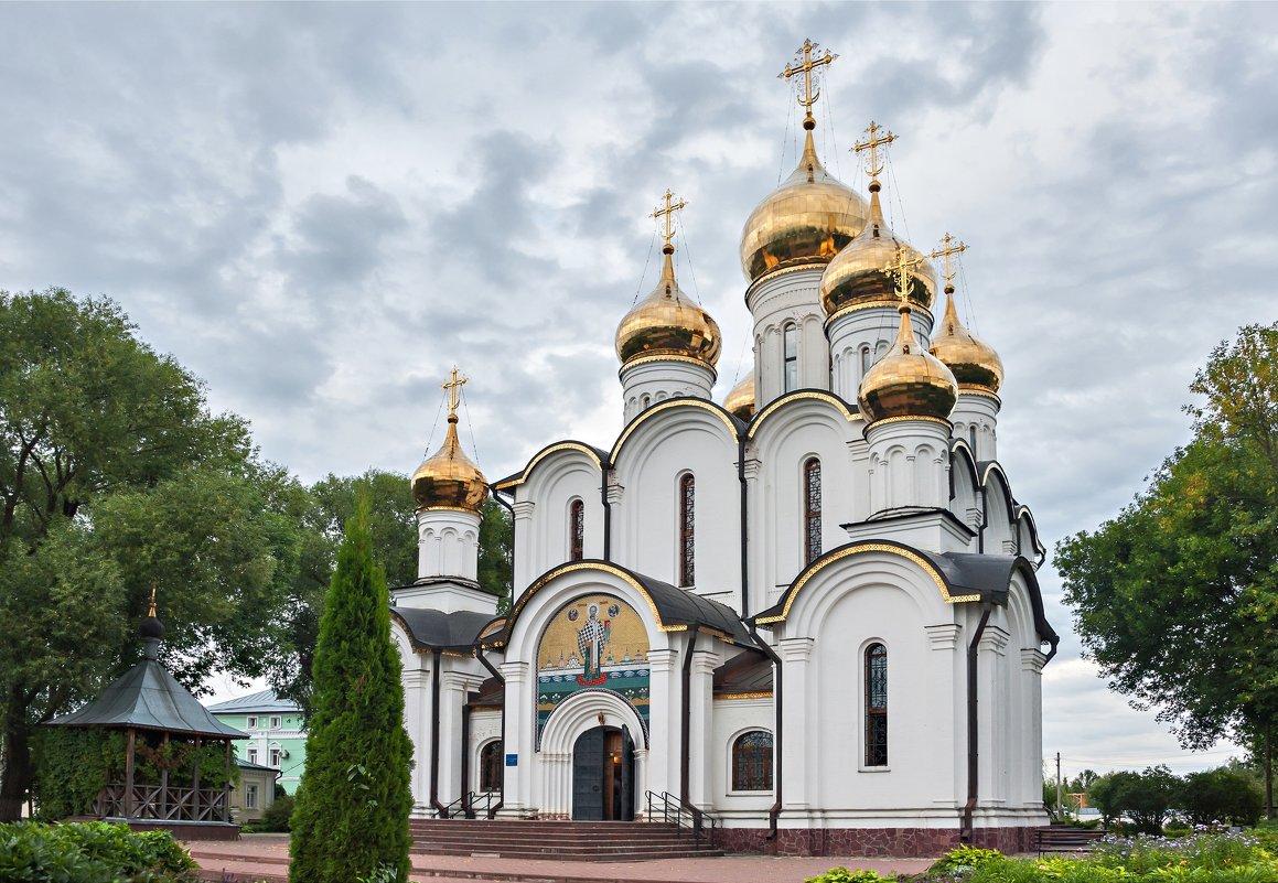 Свято-Никольский женский монастырь. Никольский собор. - Ирина Токарева