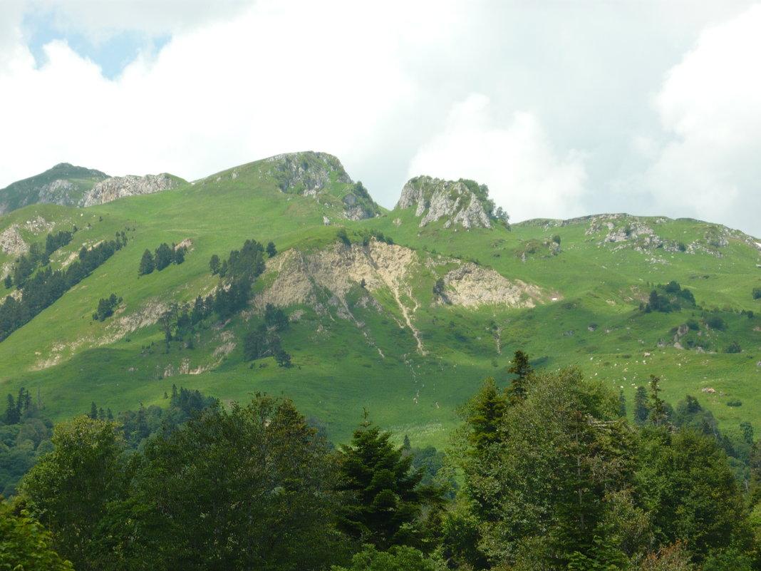 Горы - Надежда