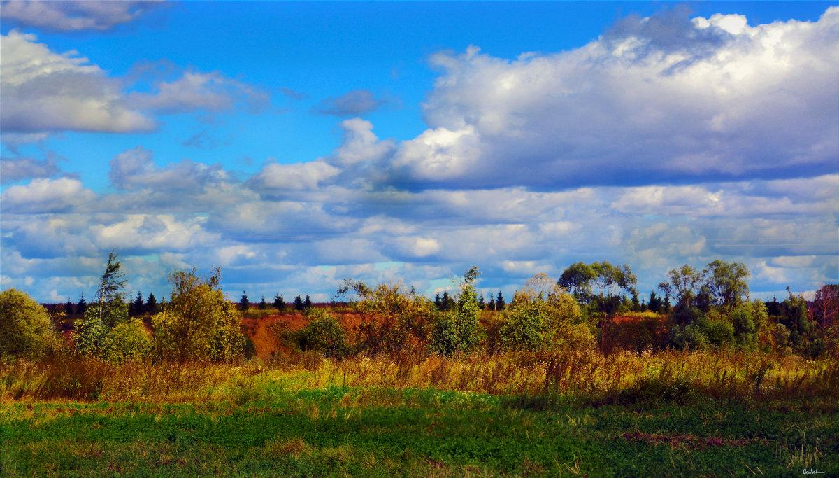 Переменная облачность... - Юрий