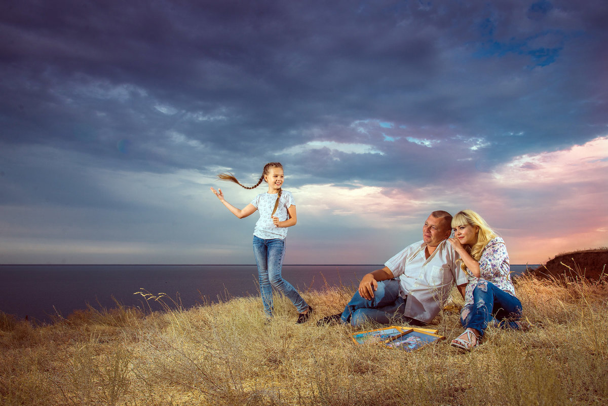 Семейный фотосет - Сергей Воробьев
