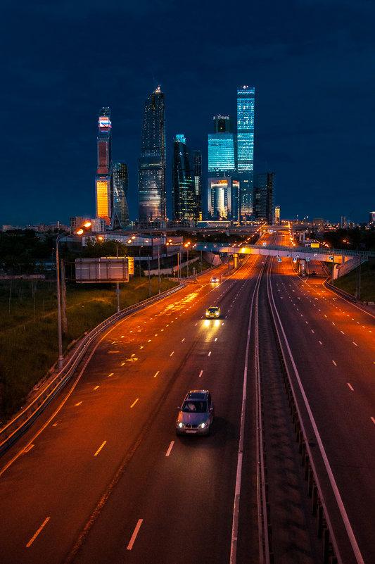 Ночной город - Alexander Petrukhin