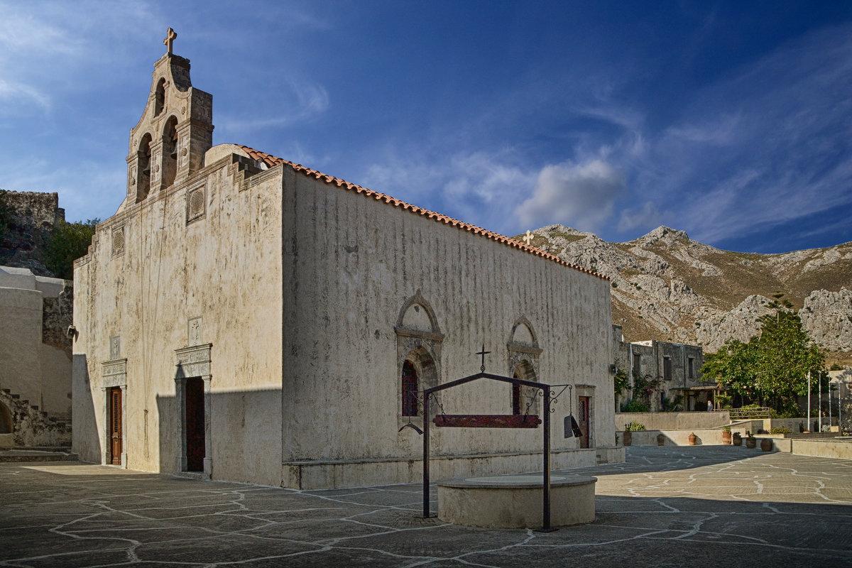 Монастырь Писо Превелли,Крит - Priv Arter