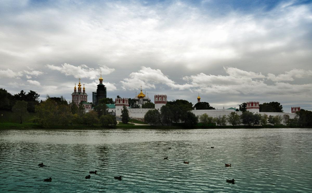 Москва.Новодевичий монастырь.07.09.2016г. - Виталий Виницкий