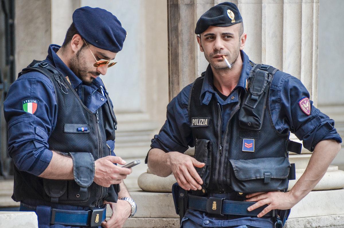Полиция - Константин Балезин