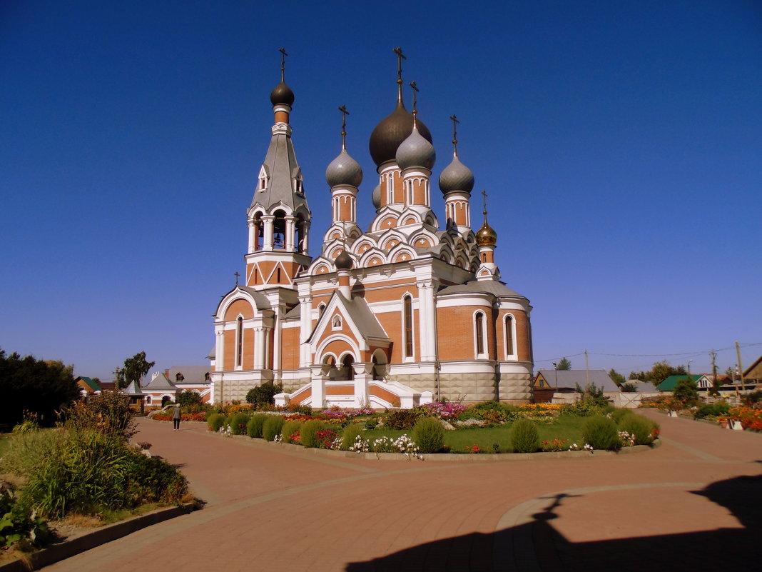 Преображенский собор в Бердске. - Мила Бовкун