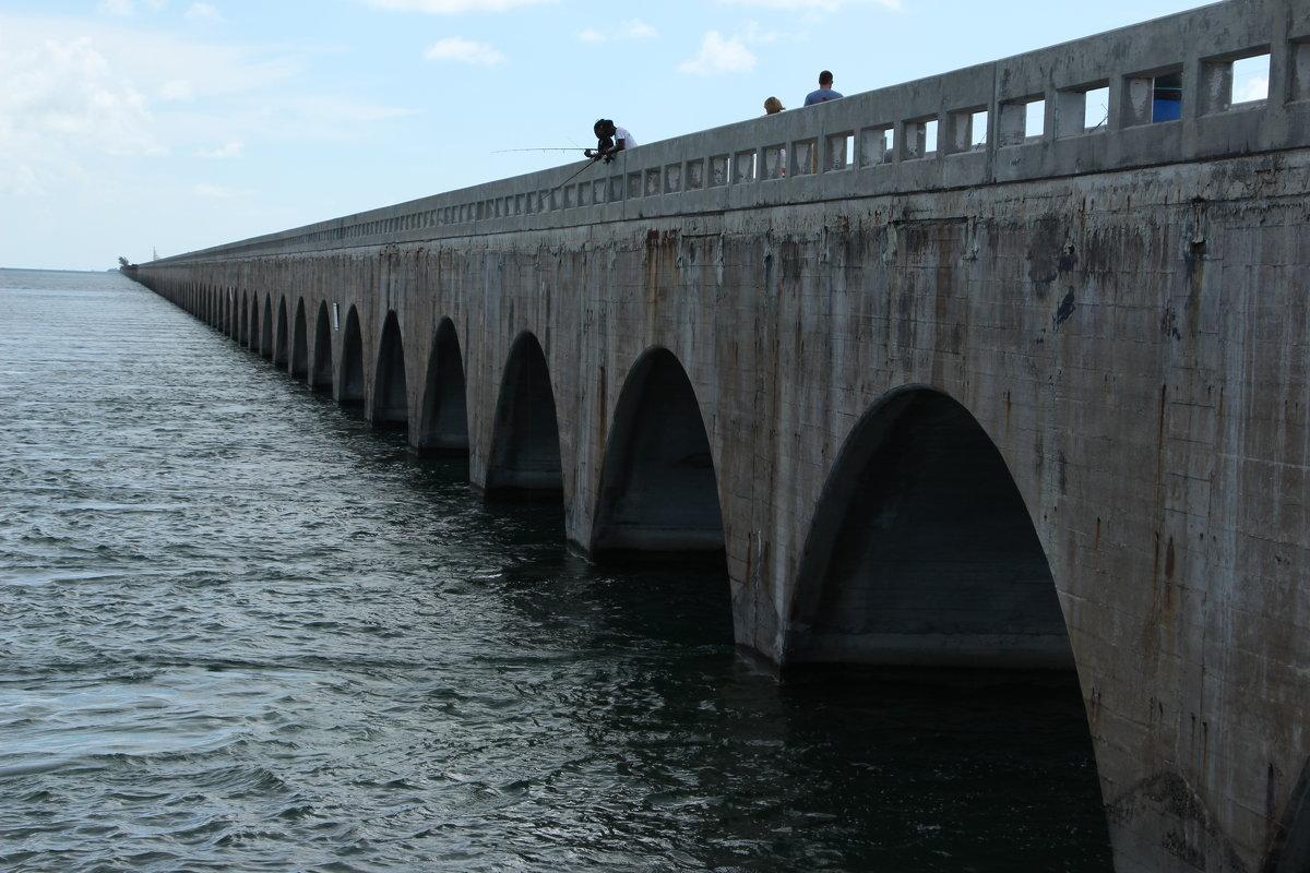 Семимильный мост - Надежда Ёздемир