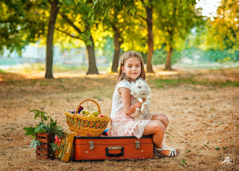 Мила и кролик - Кристина Волкова(Загальцева)