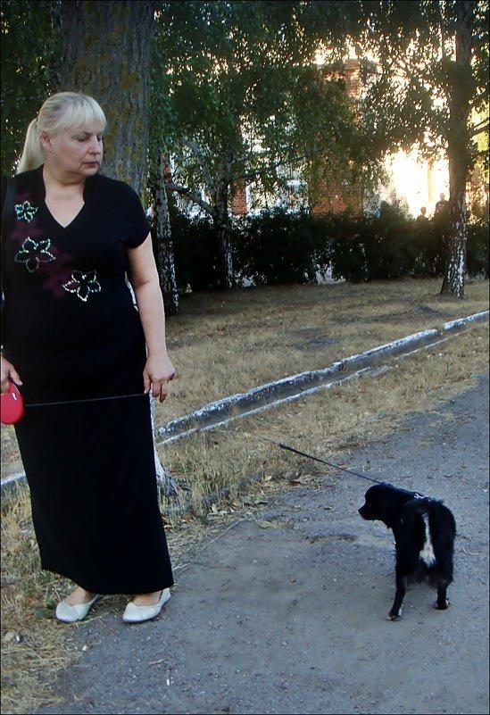 Дама с собачкой - Нина Корешкова
