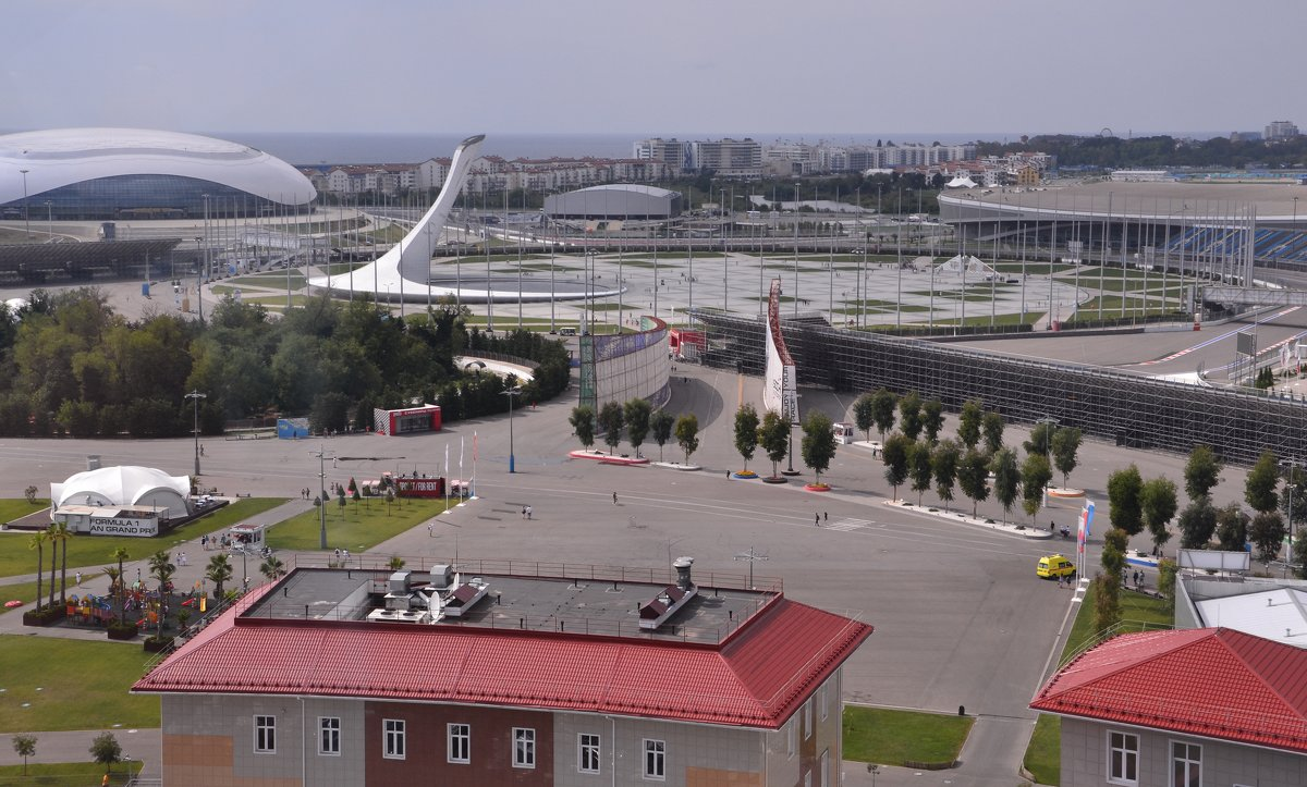 Олимпийский парк - Елена Третьякова