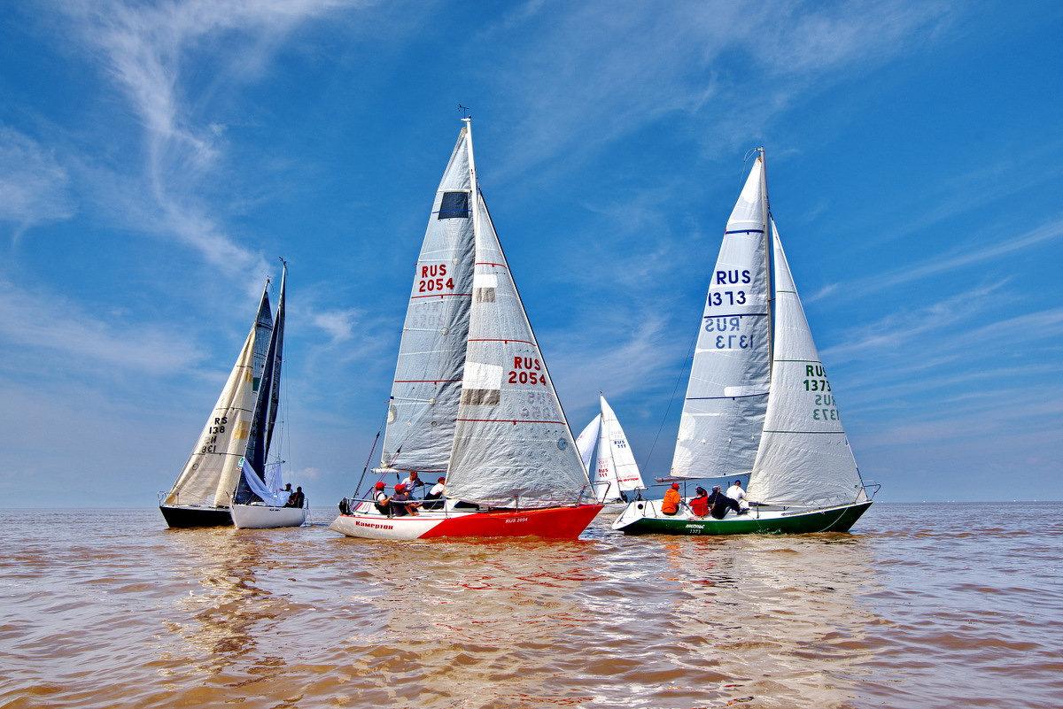 3 гонка Чемпионата России - Ingwar