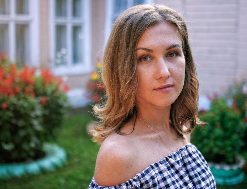 девчонка с нашего двора - Тася Тыжфотографиня