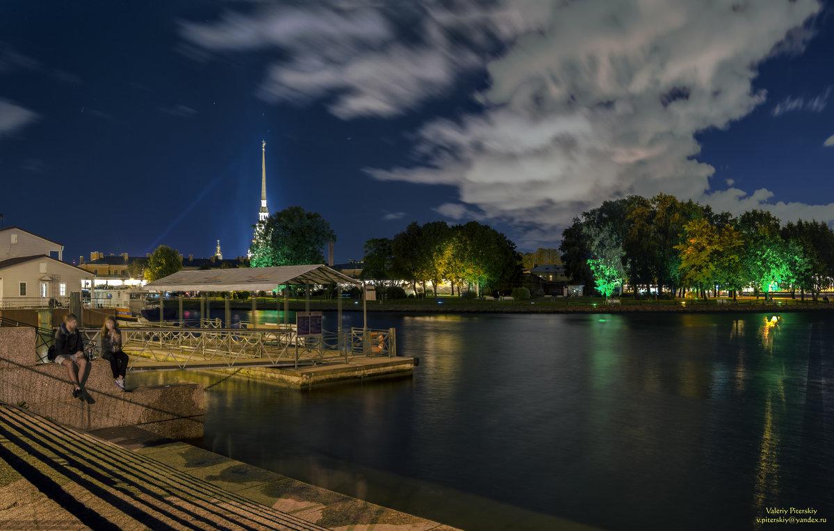 Чарующий полумрак осенних ночей - Valeriy Piterskiy