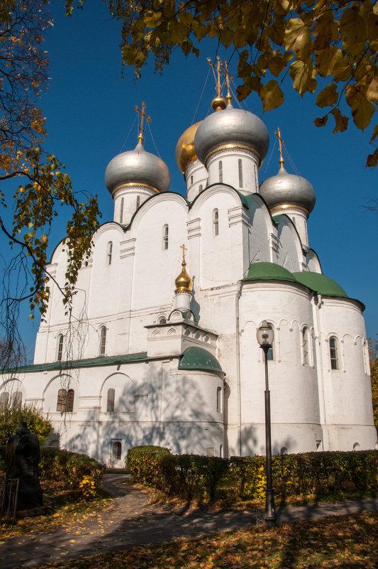 Смоленский собор Новодевичьего монастыря - Alexander Petrukhin