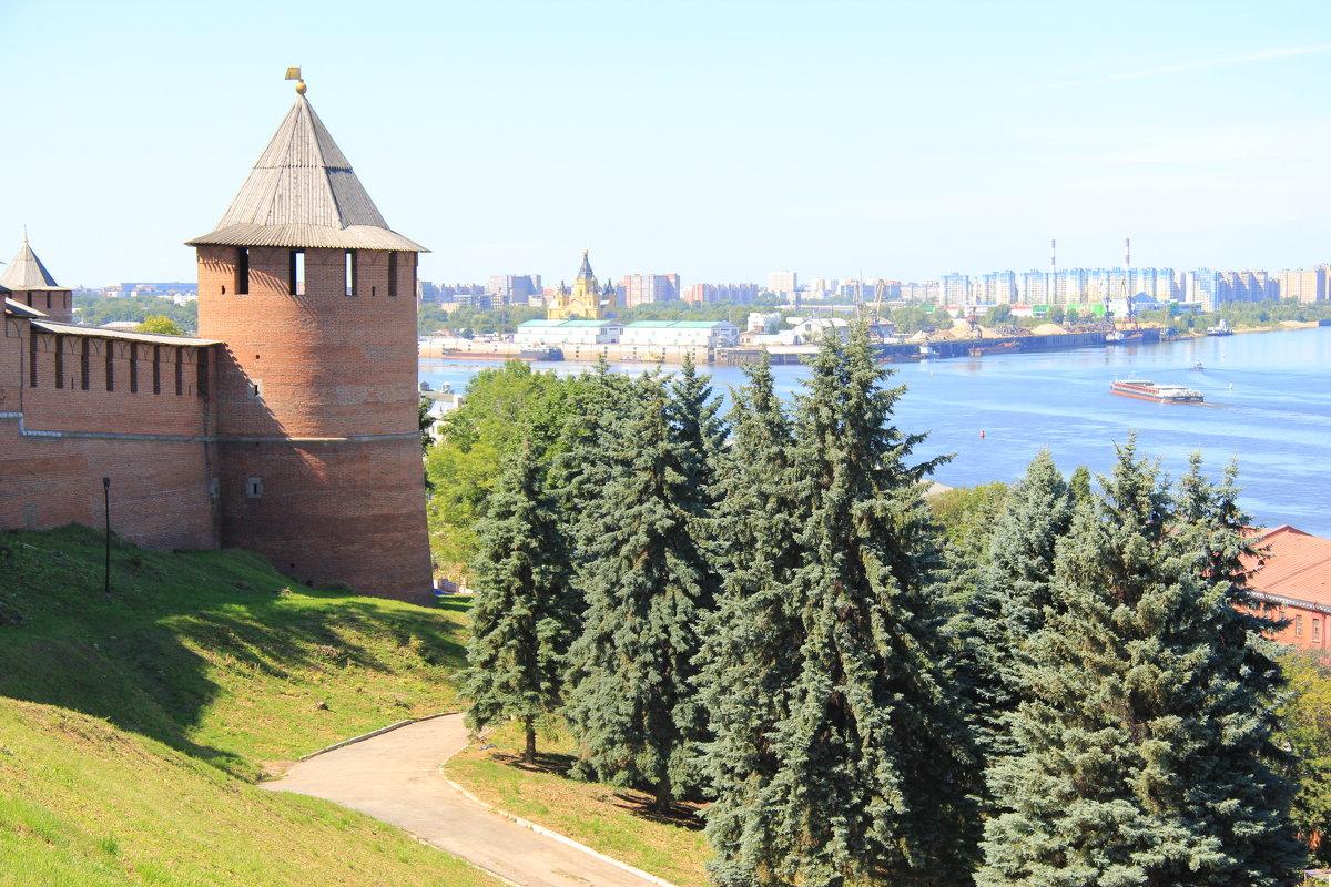 Нижегородский кремль - Владимир Андреевич Ульянов