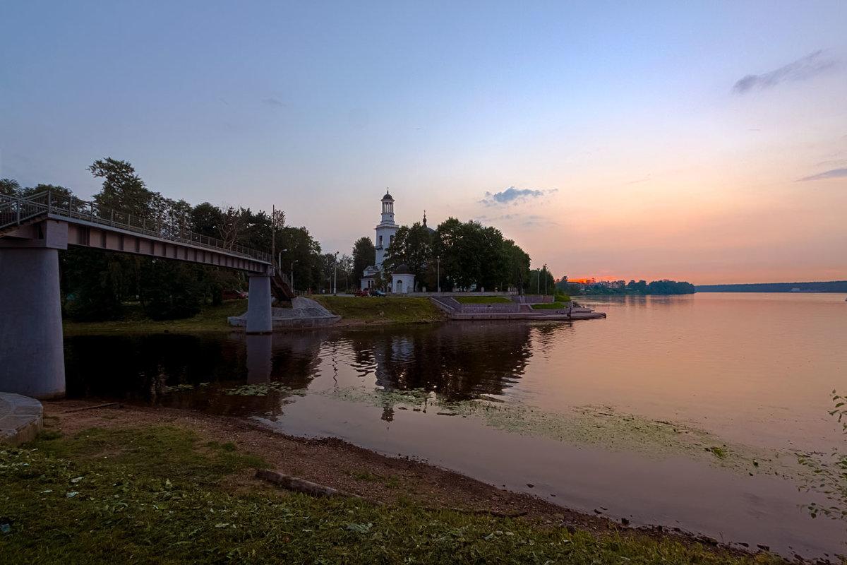 Зорька вечерняя - Владимир Миронов