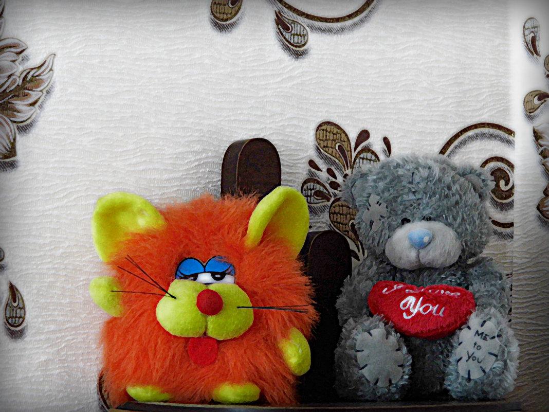toys - Юлия Денискина