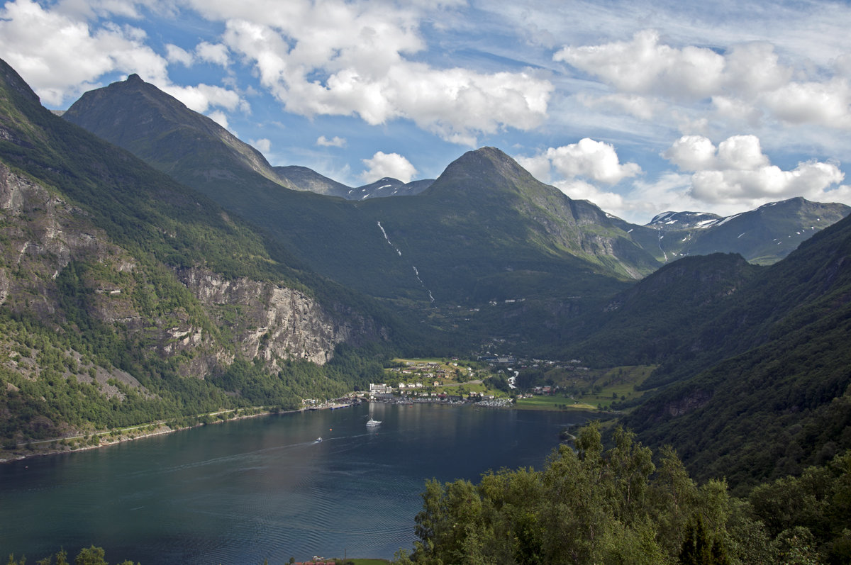 Geirangerfjord again - Roman Ilnytskyi