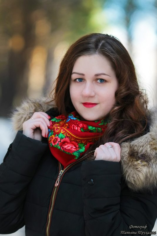 Мария - Татьяна Трухалева