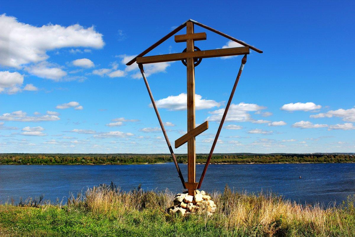 Поклонный крест - Наталья Маркелова