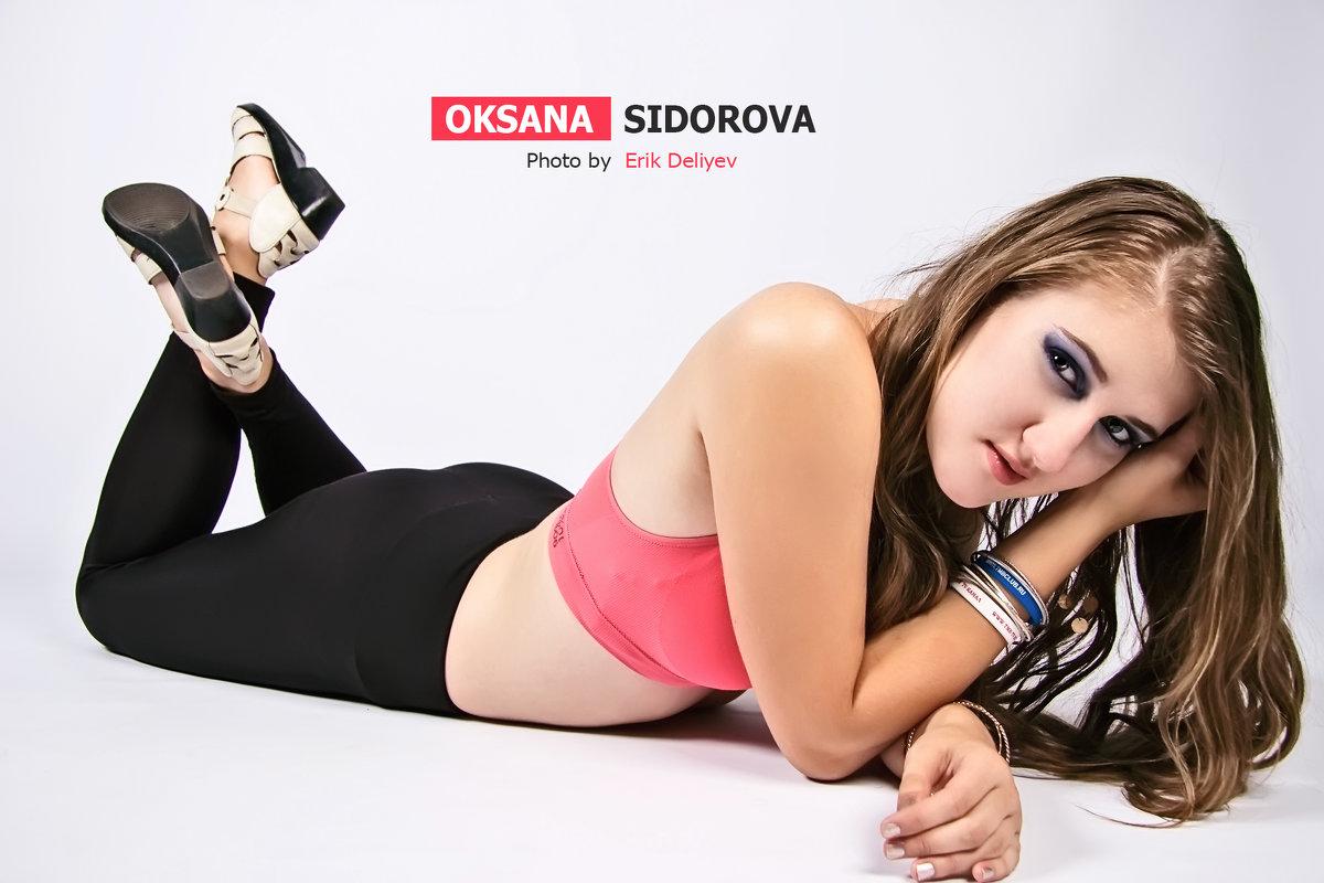 Модель: Оксана - Эркин Делиев