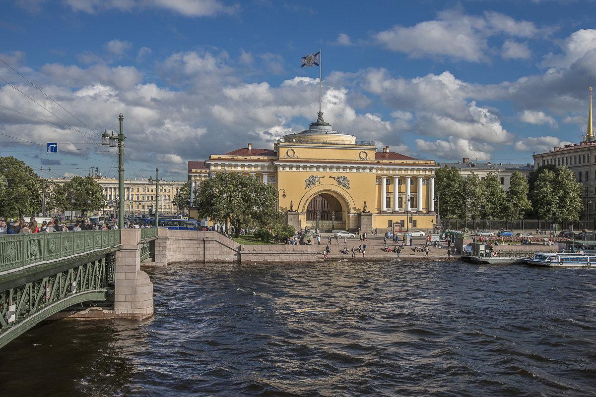 Санкт-Петербург - Борис Гольдберг